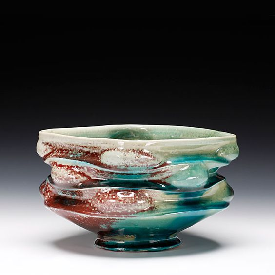 Ben Bates - Functional Ceramics, Large Bowl