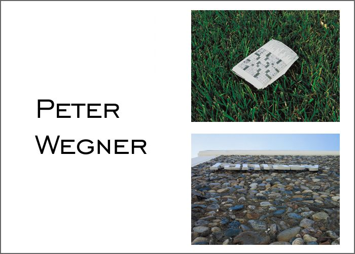 Peter Wegner - Photography, Painting