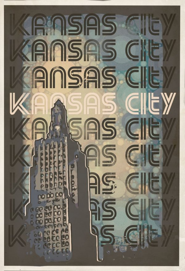 Kansas City Disco - Title : Kansas City Disco
