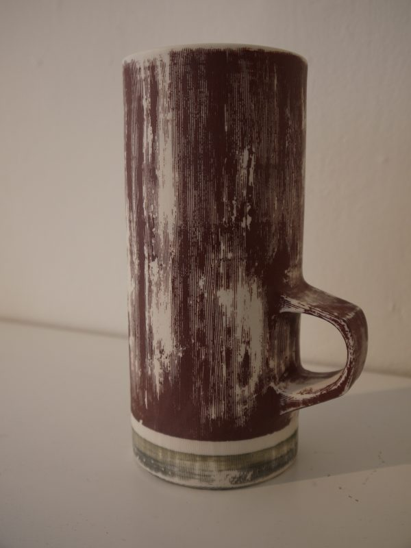 Mug (Red-Brown) - 2016