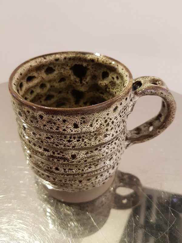 "Coffee Mug - Dimensions: 4"" x 3"""