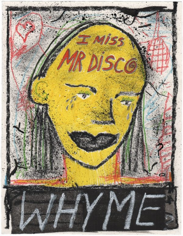 I Miss Mr.Disco - Title : I Miss Mr.Disco