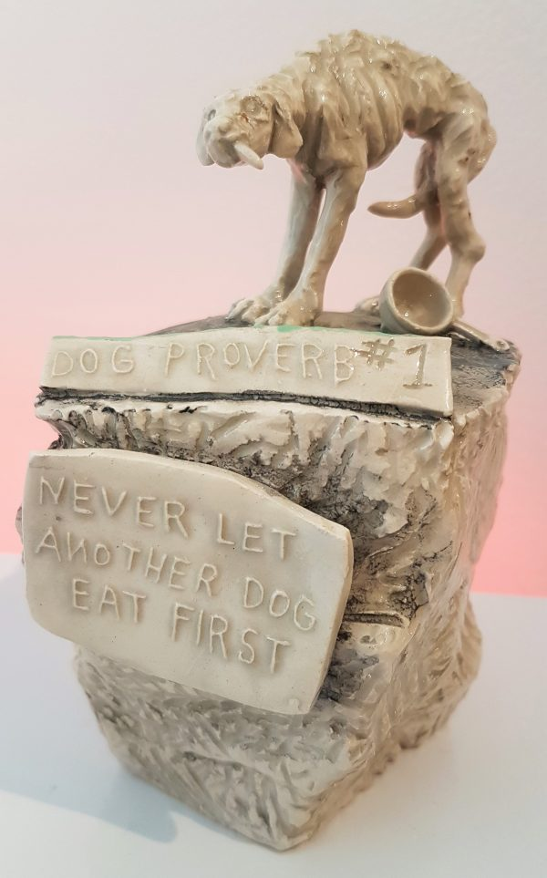 Dog Proverb #1