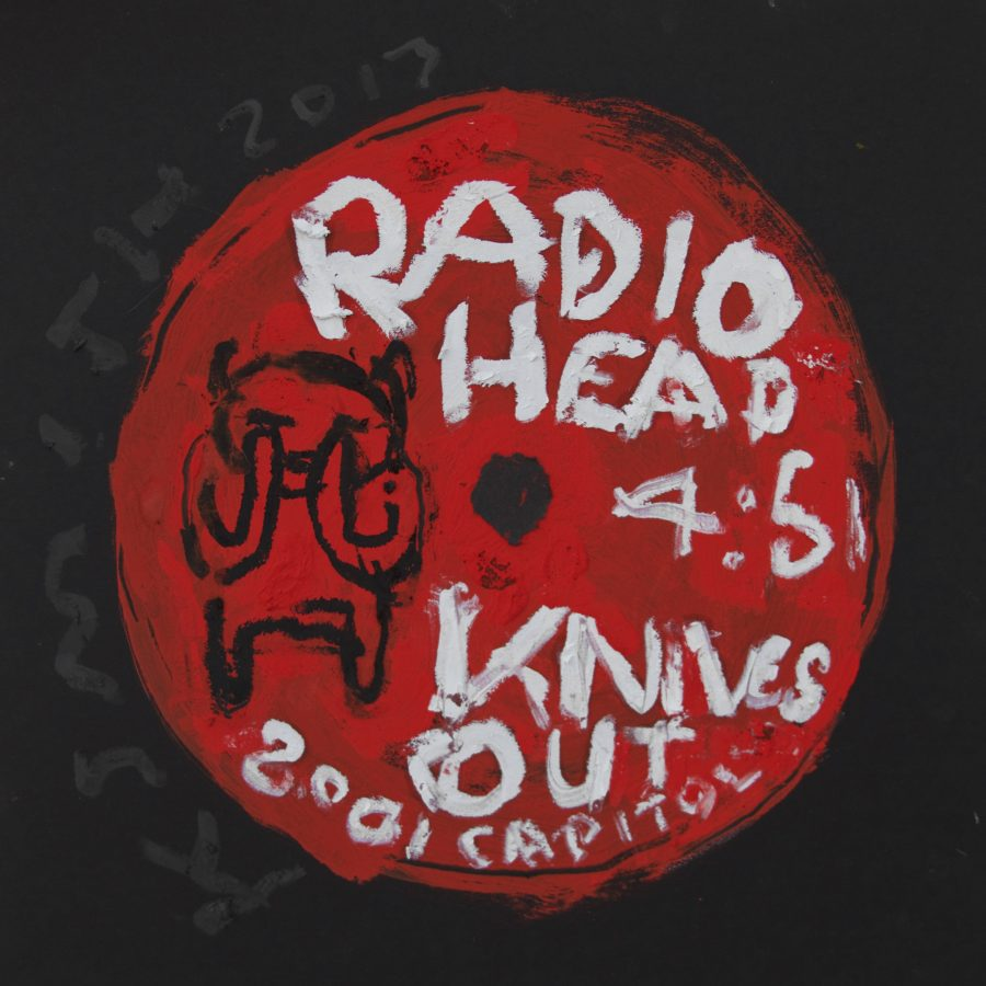 Off the Record / Radiohead / Knives Out - Title : Off the Record / Radiohead / Knives Out