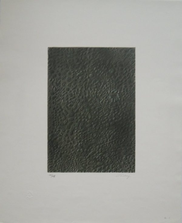 A Collection - Color lithograph on Arches paper from a folder of 4 titled A Collection;