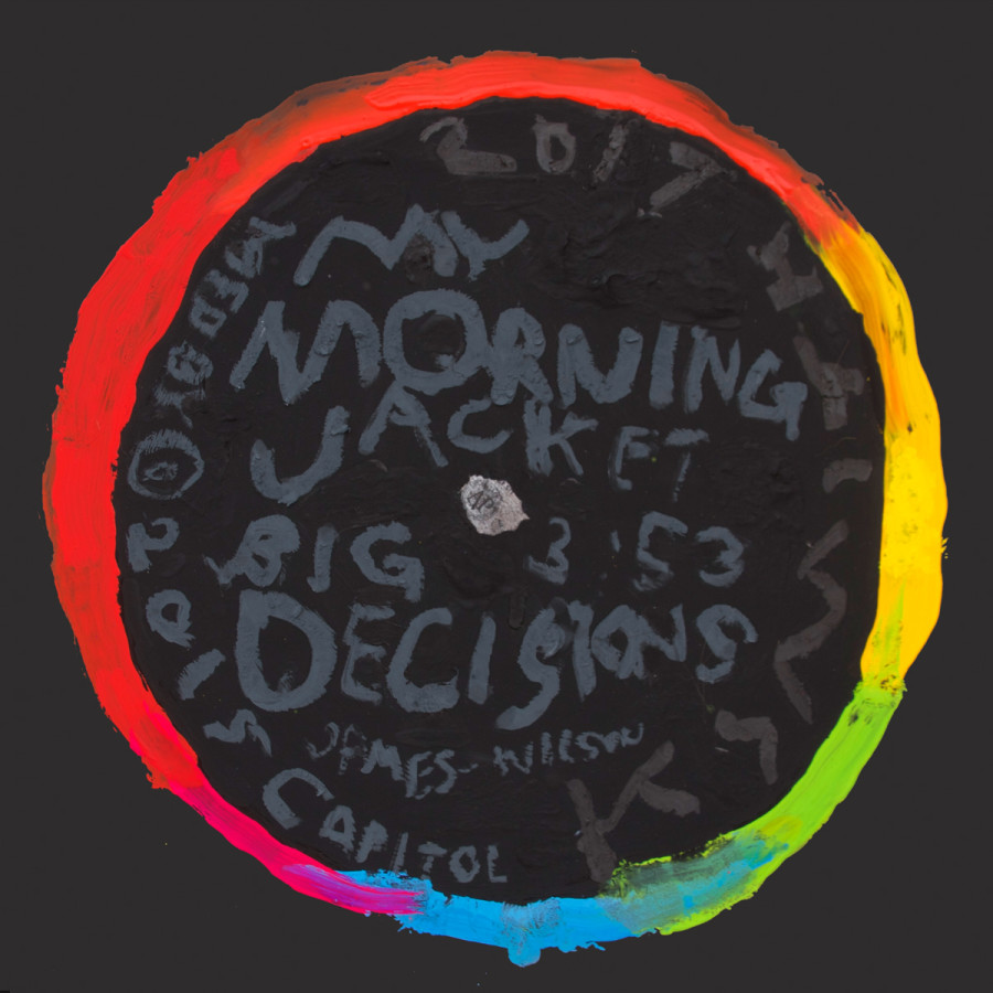 Off the Record / My Morning Jacket / Big Decisions - Title : Off the Record / My Morning Jacket / Big Decisions