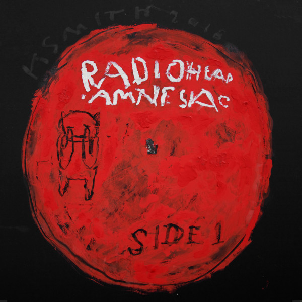 Off the Record / Radiohead / Amnesiac - Title : Off the Record / Radiohead / Amnesiac