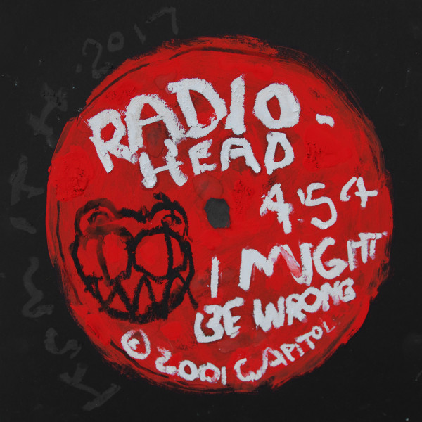 Off the Record / Radiohead / I Might Be Wrong - Title : Off the Record / Radiohead / I Might Be Wrong