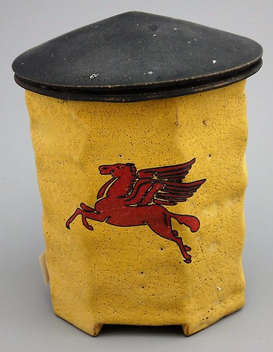 Pegasus Oil Tank - Covered Jar