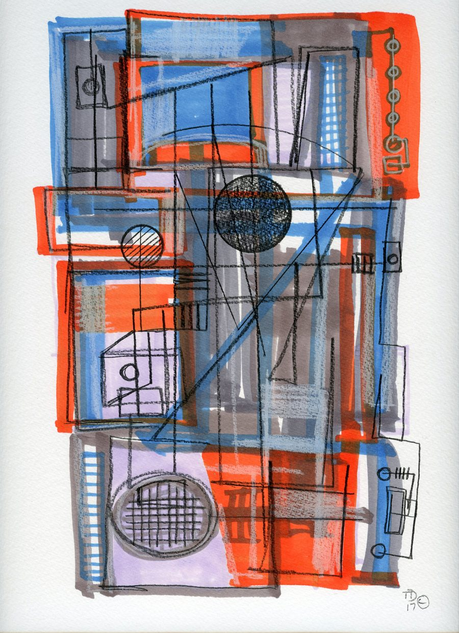 Kinetic Abstraction #20 - Title : Kinetic Abstraction #20