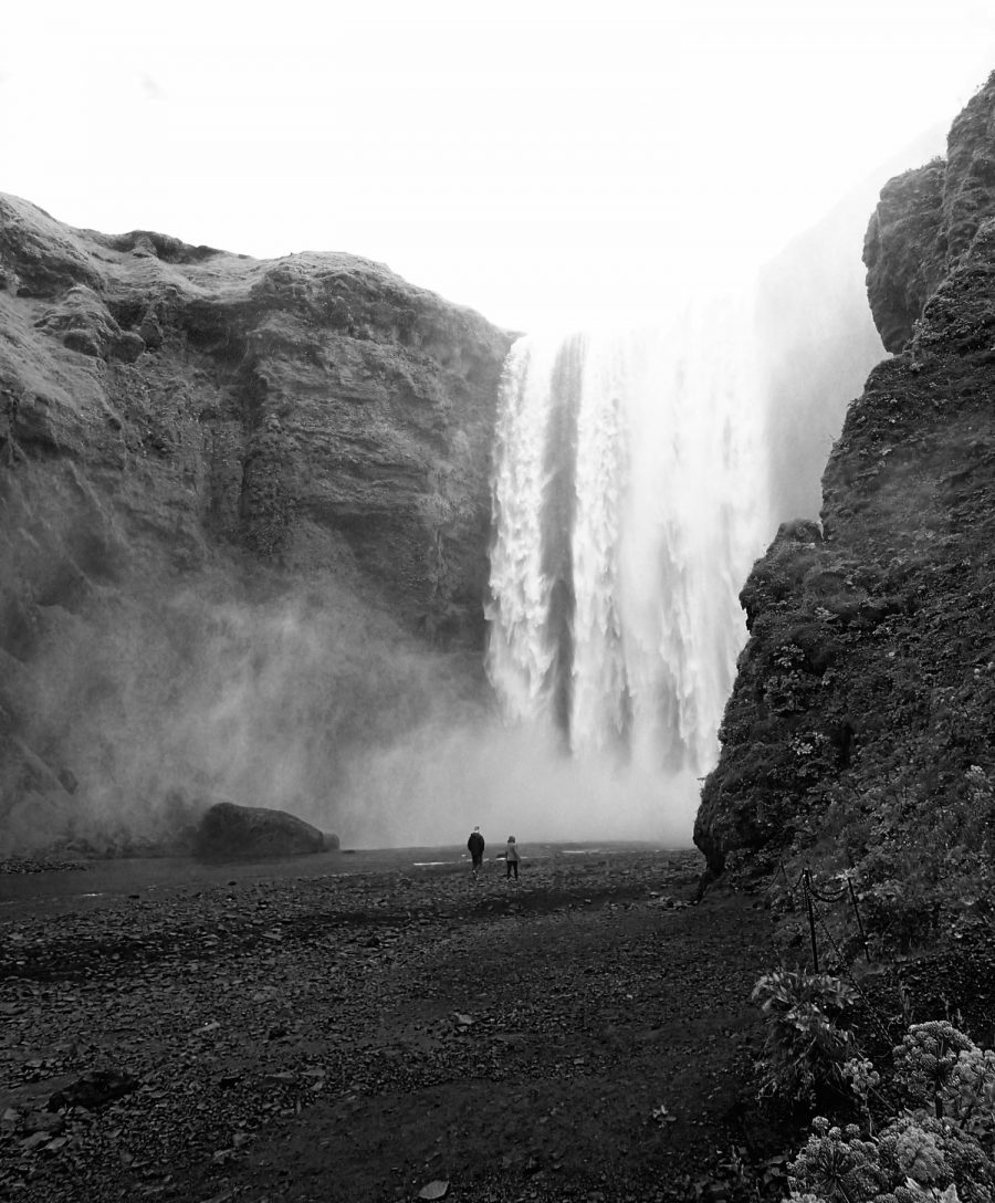 Untitled (Iceland Series) - Materials : Photograph