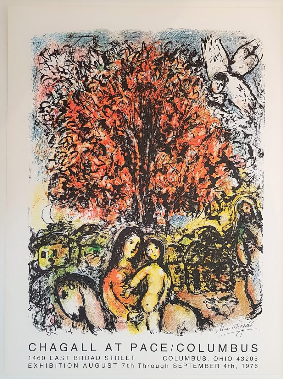 Holy Family - Marc Chagall