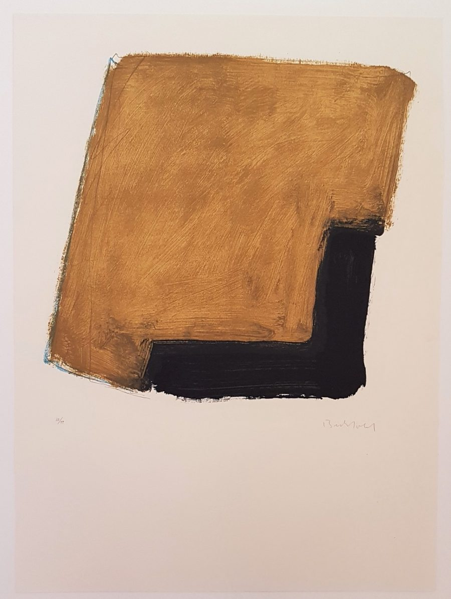Abstract Composition - Erwin Bechtold