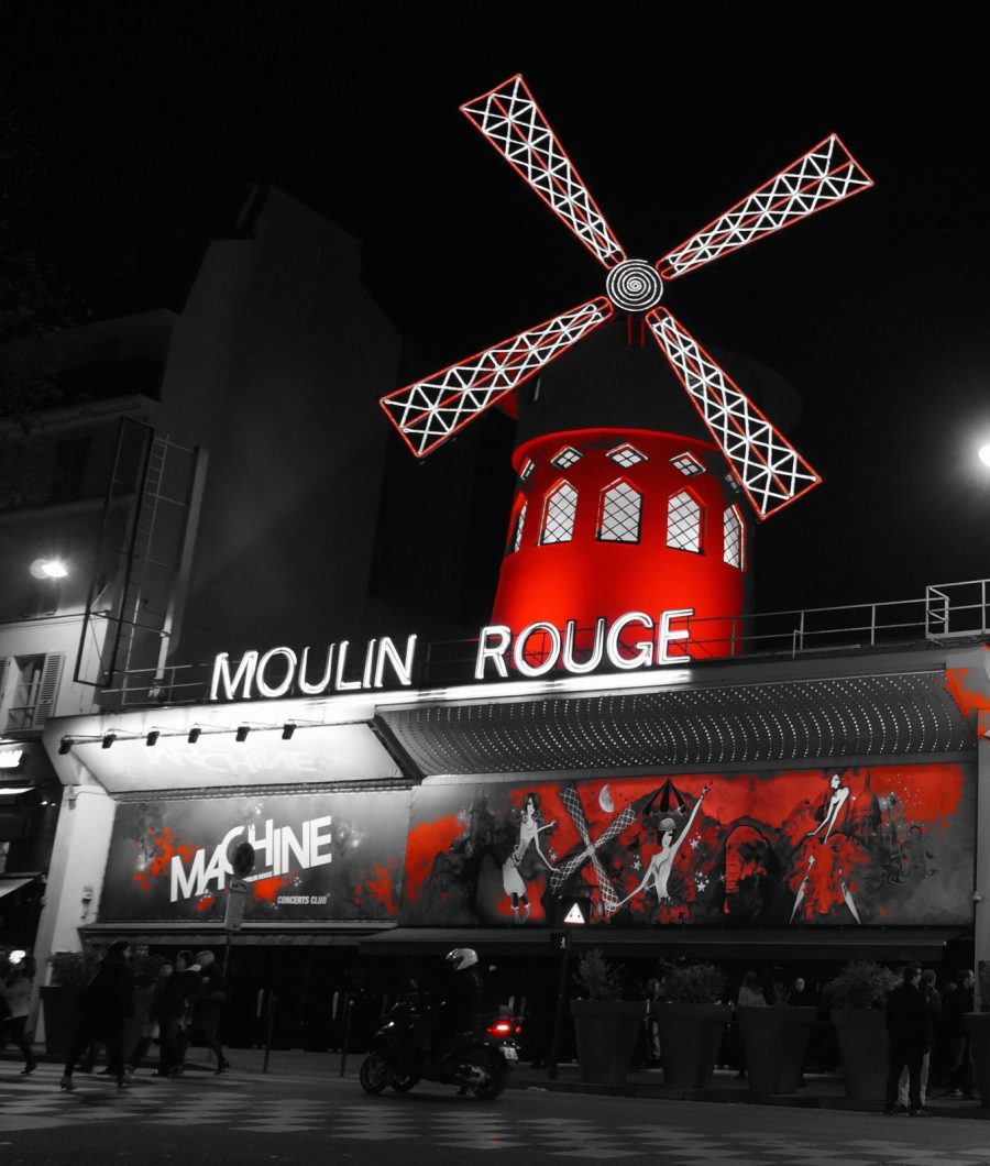 Moulin Rouge - Title: Moulin Rouge