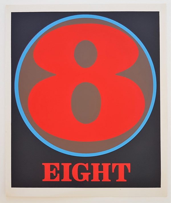 Eight - Robert Indiana