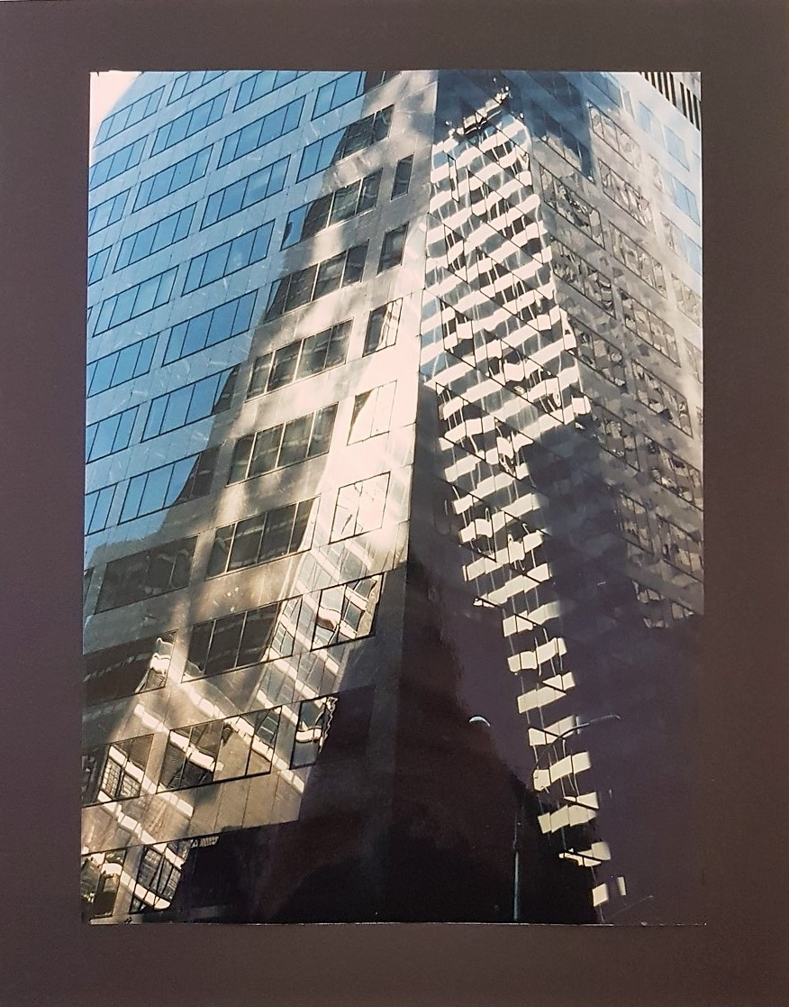 Manhattan - Fifth Avenue Mirror Effect - Wolff Buchholz