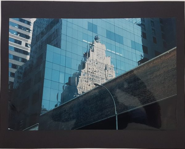 Manhattan - Mirror Effect 2 - Wolff Buchholz