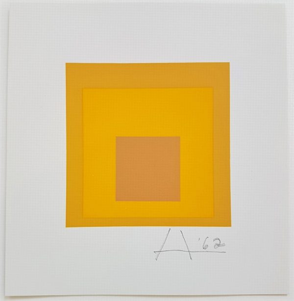Homage to the Square Series - Artist: Josef Albers