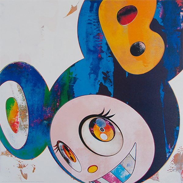 And Then Cream - Takashi Murakami