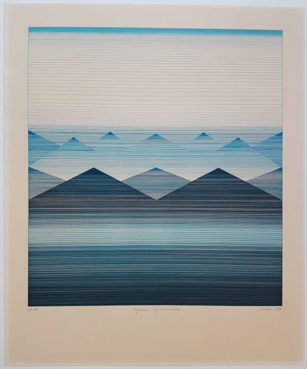 Alpine Symetry - Christiane Keller