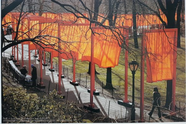 The Gates - New York Central Park - Christo and Jeanne-Claude