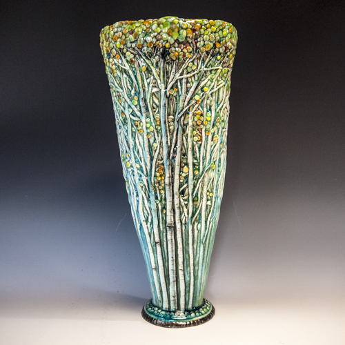 In Dreams Vase - Artist: Heesoo Lee