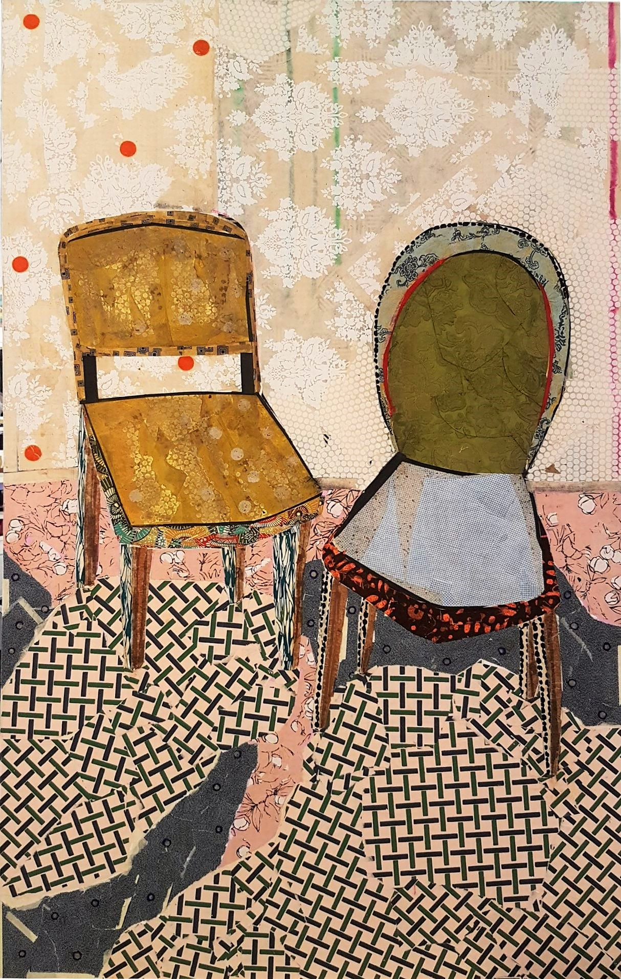 Keith Young - Chairs for Momo and Papa