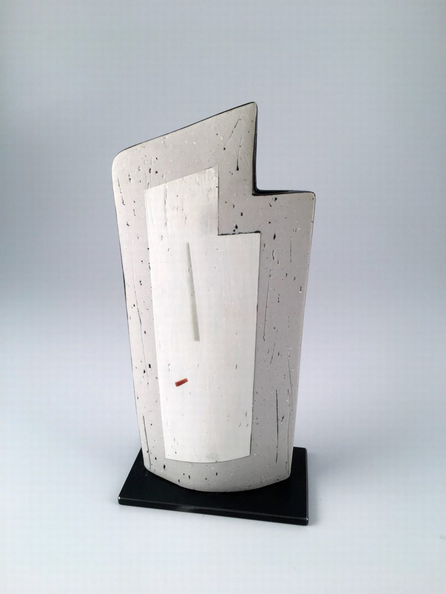 """Untitled Vessel """"L"""" shaped opening - Title : untitled vessel """"L"""" shaped opening"""