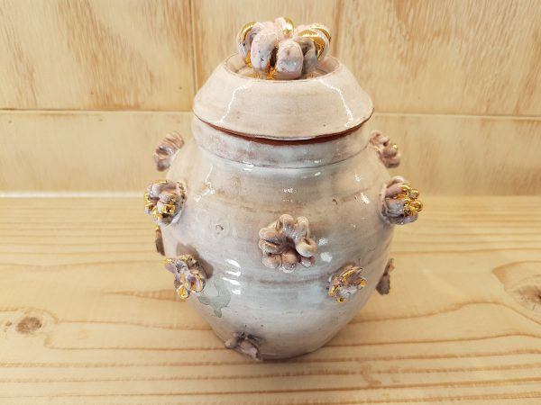 Urn - Earthenware