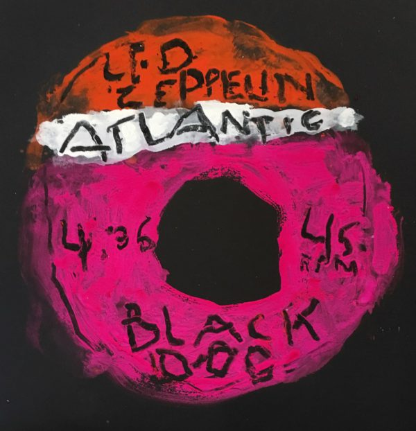 Off the Record (45rpm) / Blackdog / Led Zeppelin - Title : Off the Record (45rpm) / Blackdog / Led Zeppelin