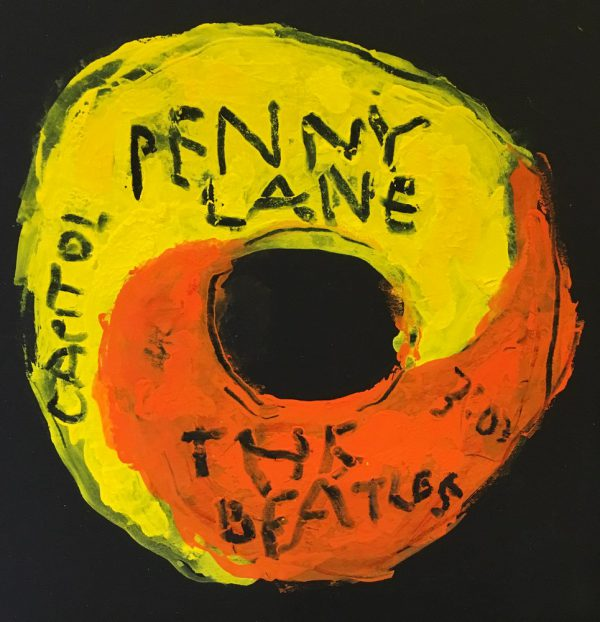 Off the Record (45rpm) / Penny Lane / The Beatles - Title : Off the Record (45rpm) / Penny Lane / The Beatles