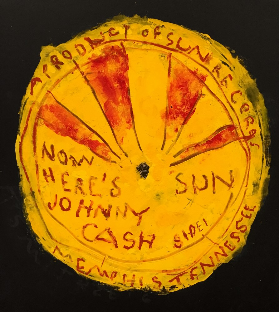 Off the Record / Now Here's Johnny Cash / Side 1 - Title : Off the Record / Now Here's Johnny Cash / Side 1