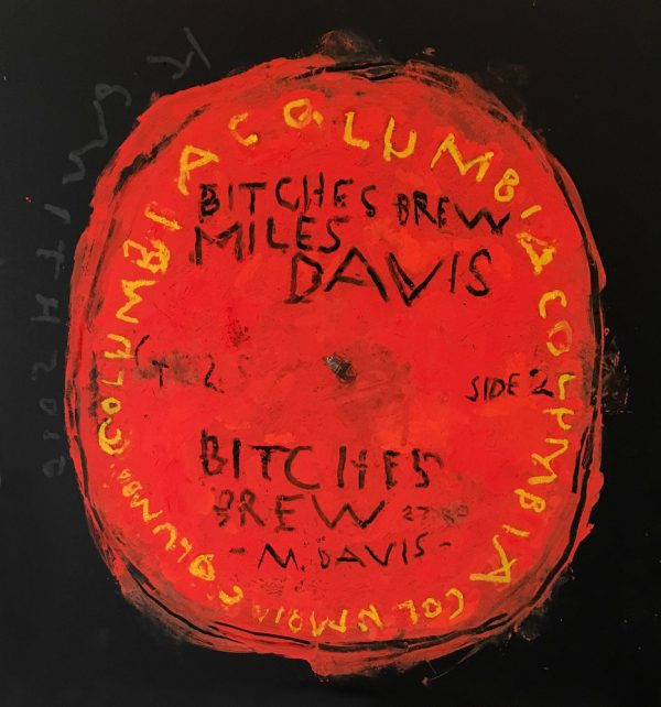 Off the Record / Miles Davis / Bitches Brew (side 2) - Title : Off the Record / Miles Davis / Bitches Brew (side 2)