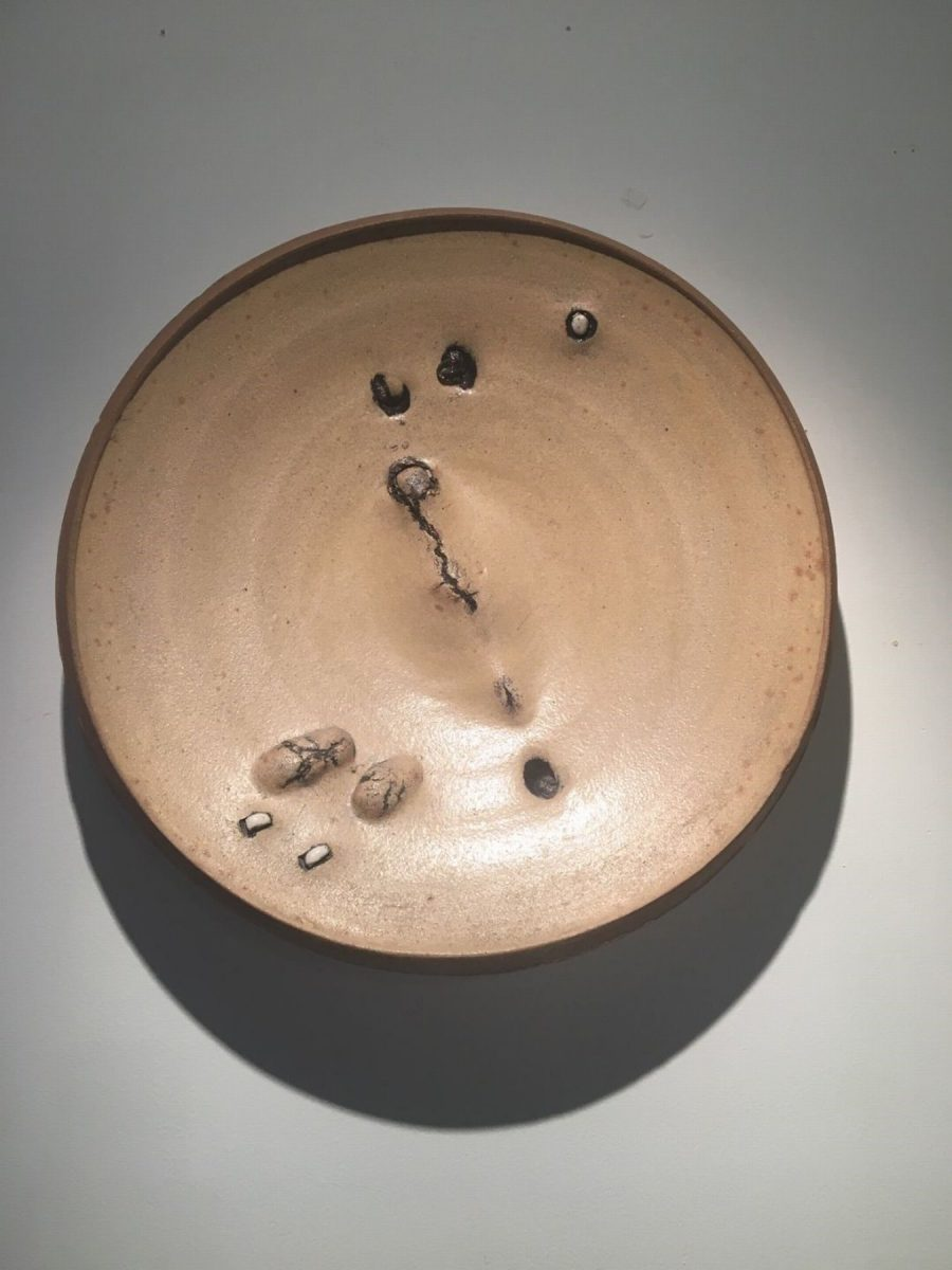 Untitled Charger - Peter Voulkos