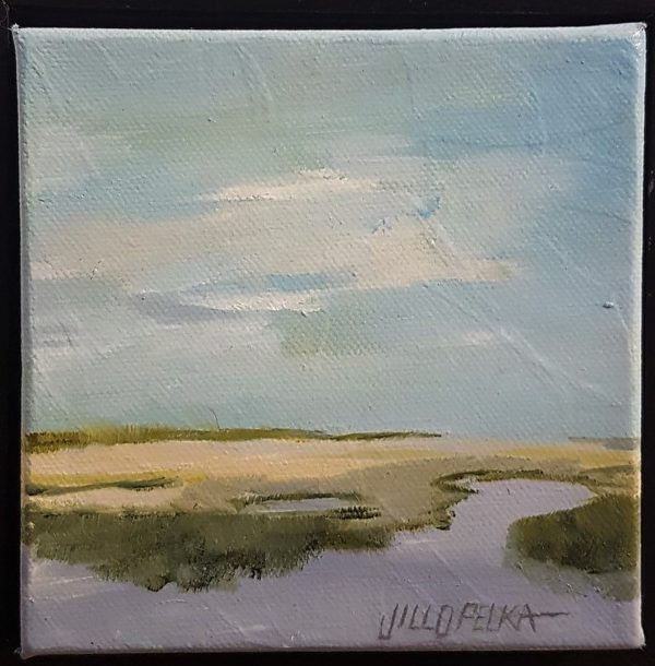 Intracoastal - Jill Opelka