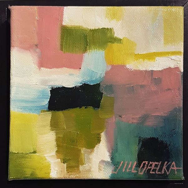 Abstract III - Jill Opelka