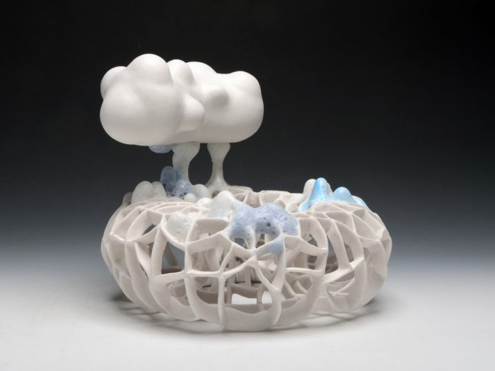Untitled - Porcelain Paperclay