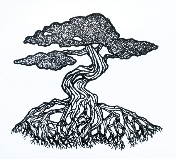 Bonsai No 2 - thread