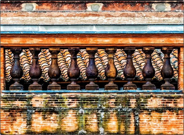 Fish Scale - Roof Tile - Title : Fish Scale - Roof Tile