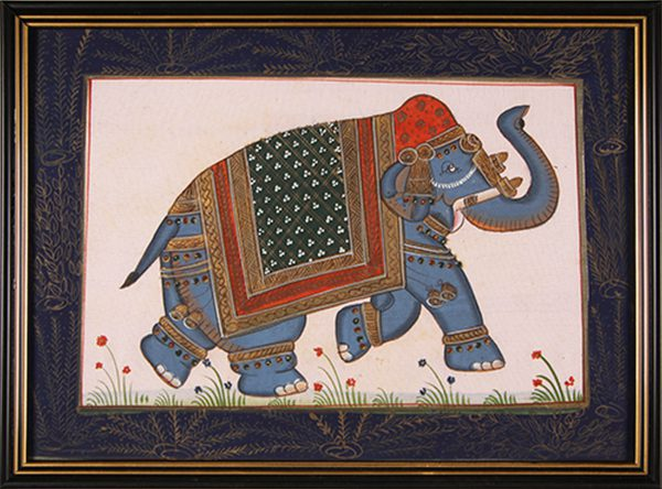 Elephant - Unknown Indian Visual Artist