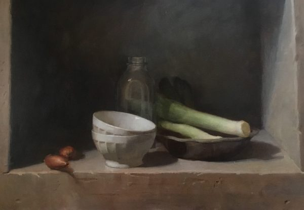 Still Life for Cotan - Anne Herrero