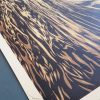 Offset Lithograph on heavy