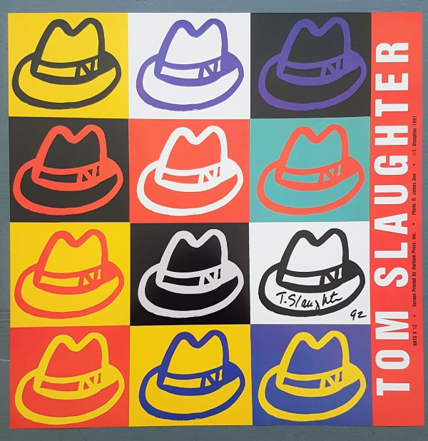 Hats - Tom Slaughter