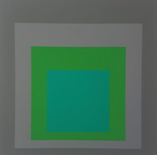 Renewed Hope - Josef Albers