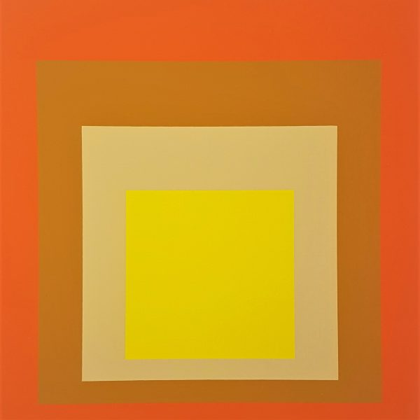 Yes Sir - Josef Albers