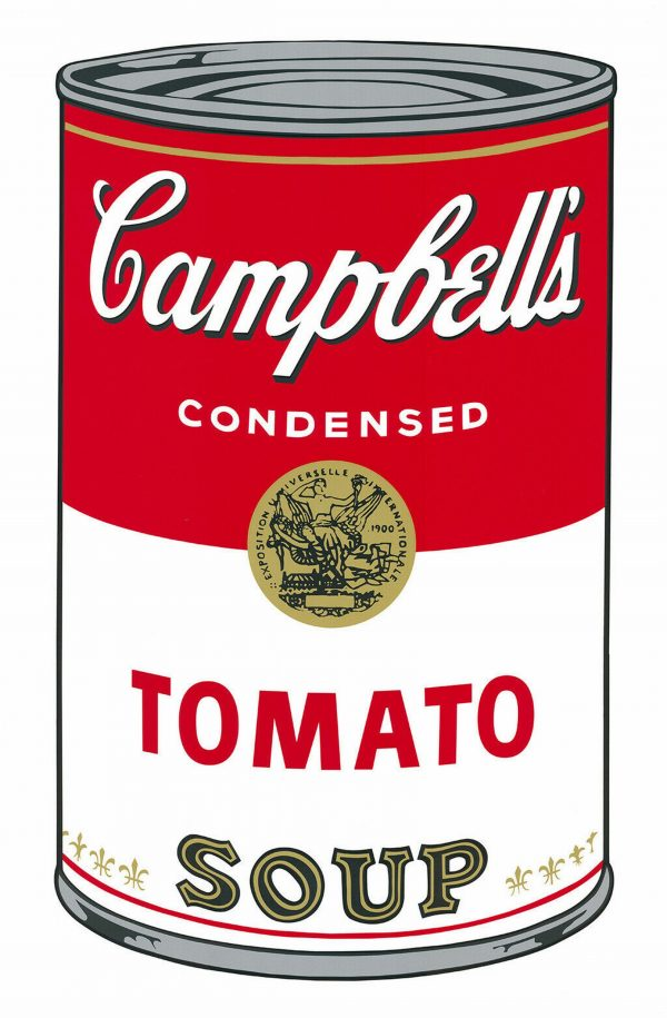 Campbell´s Tomato Soup - Andy Warhol (after)