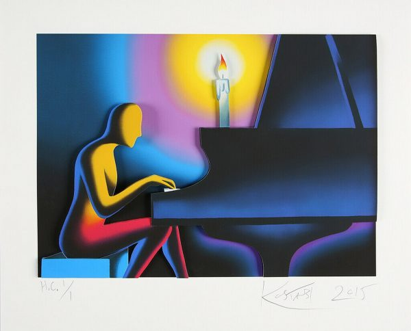 The Right Note - Mark Kostabi