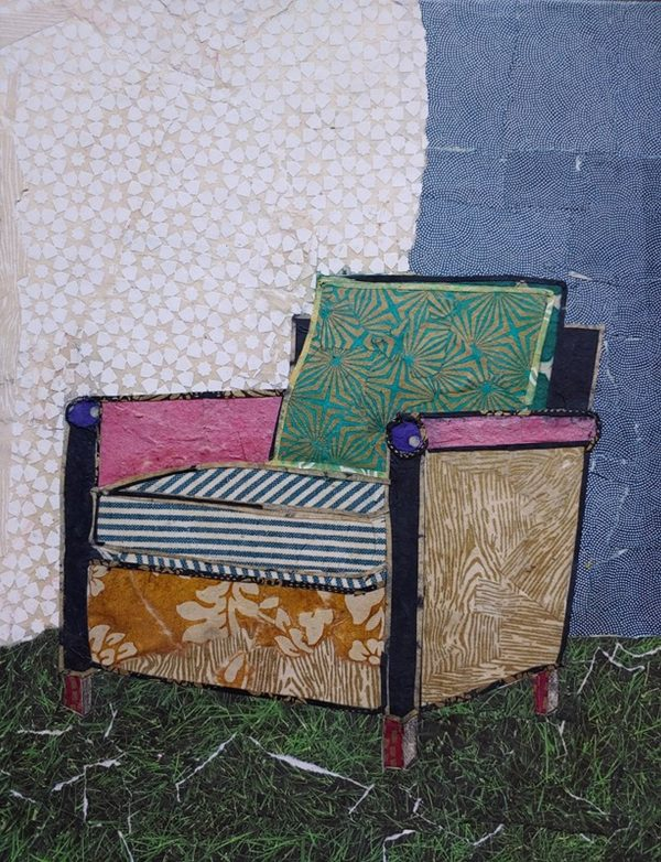 Outside Chair - Keith Young