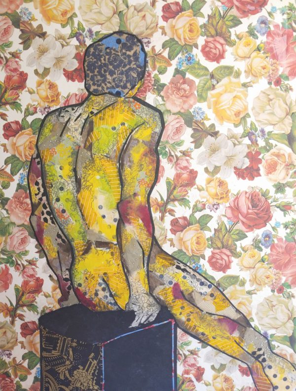 Floral Yellow Nude - Keith Young
